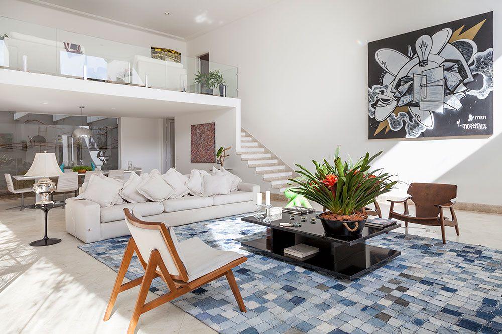 Decoracao casa moderna eduardo foz 4 casa de valentina for Casa moderna living