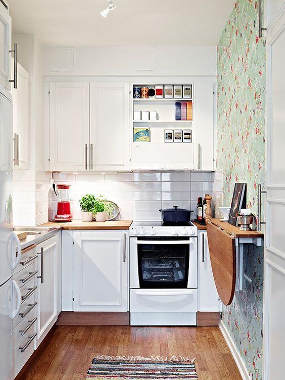 Cozinhas pequenas 10