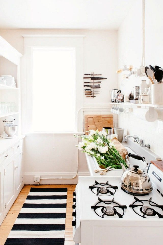 Cozinhas pequenas 14