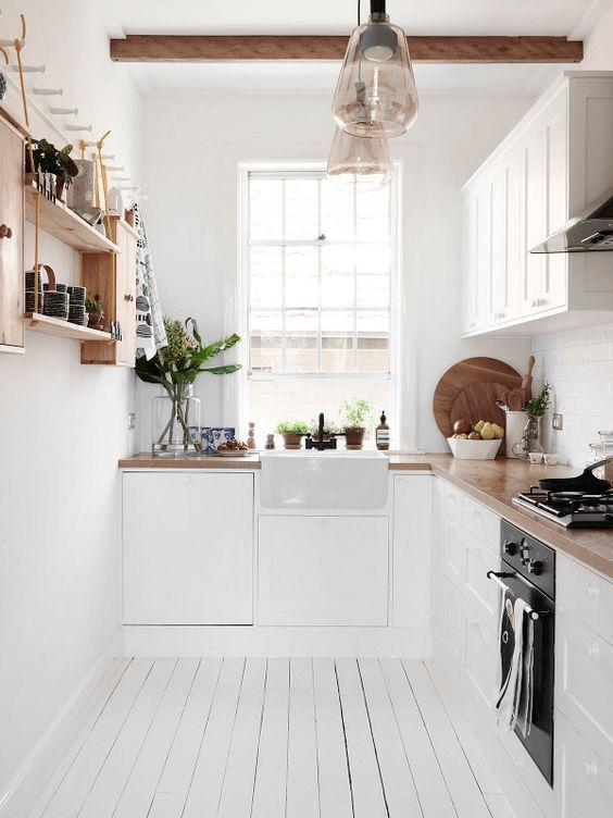 Cozinhas pequenas 6