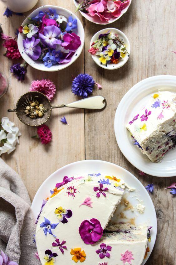 Flowerfetti Cakes Bolos Floridos 10