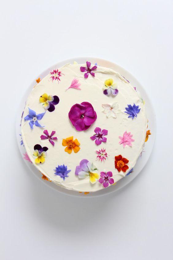 Flowerfetti Cakes Bolos Floridos 5