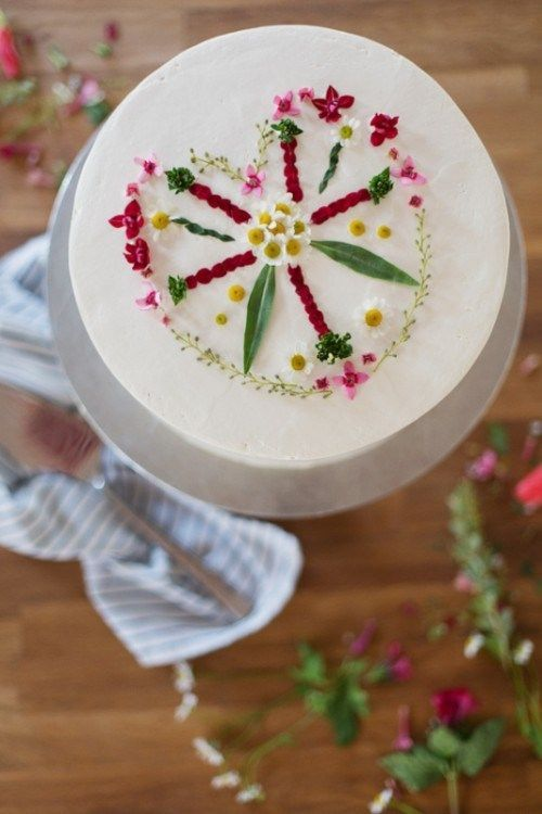 Flowerfetti Cakes Bolos Floridos 7