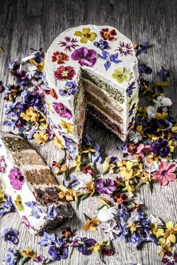Flowerfetti Cakes Bolos Floridos 9