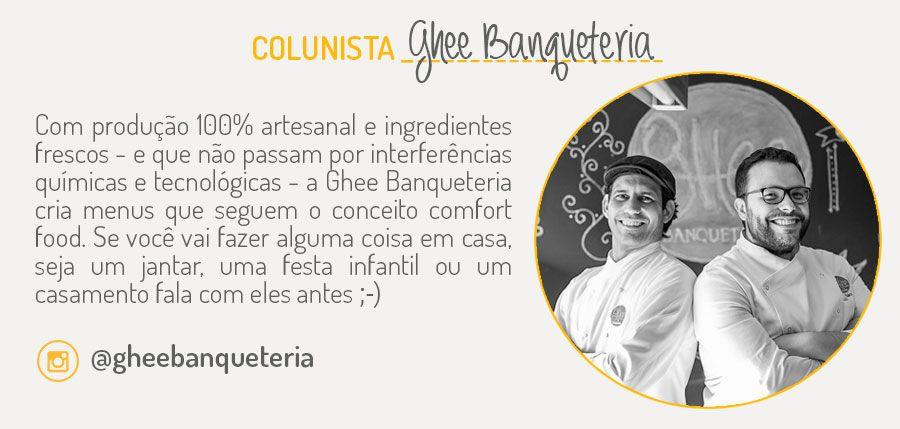 GHEE Banqueteria