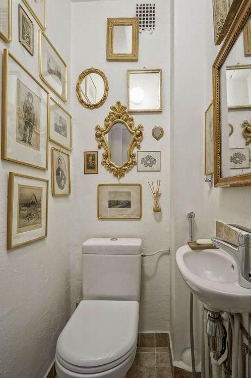 espelhos na parede 15