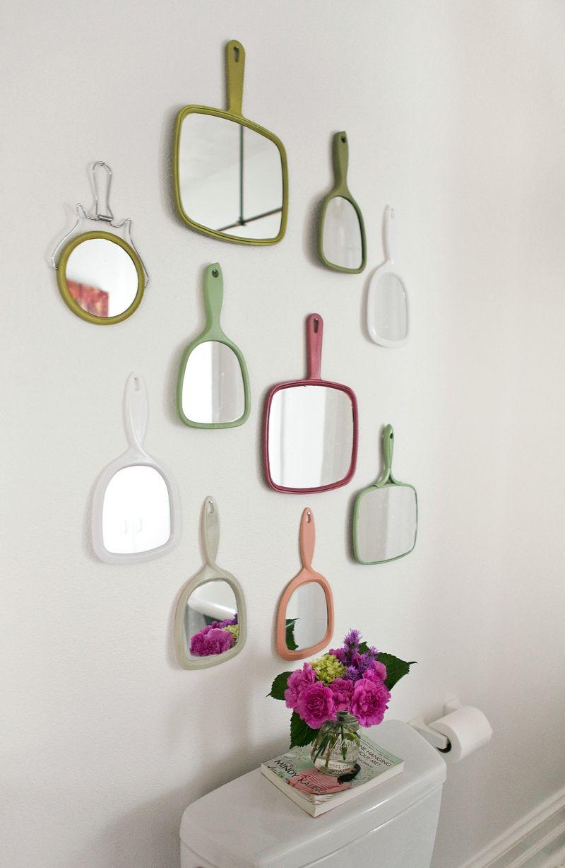 espelhos na parede 3