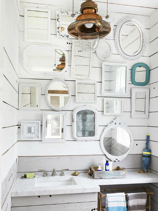 espelhos na parede 6