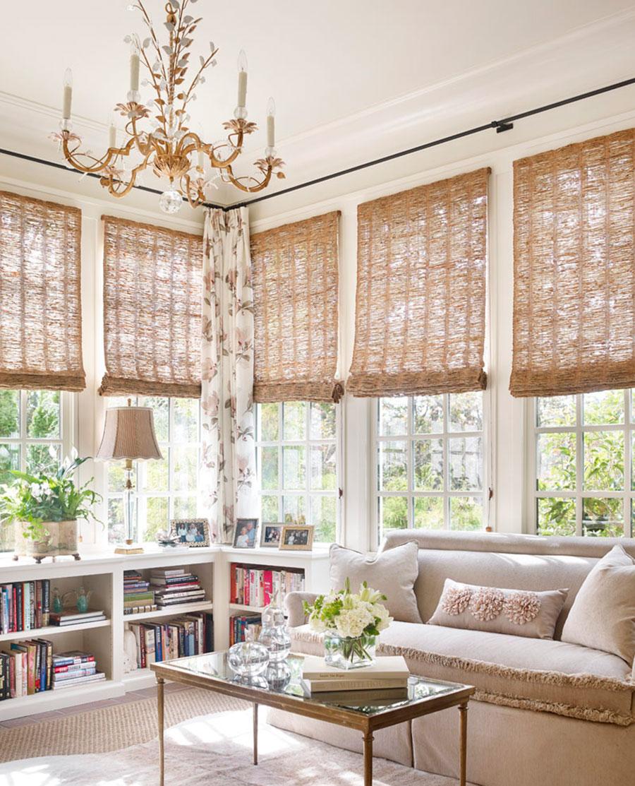 Cortinas de bambu casa de valentina for Como hacer un bando para cortinas