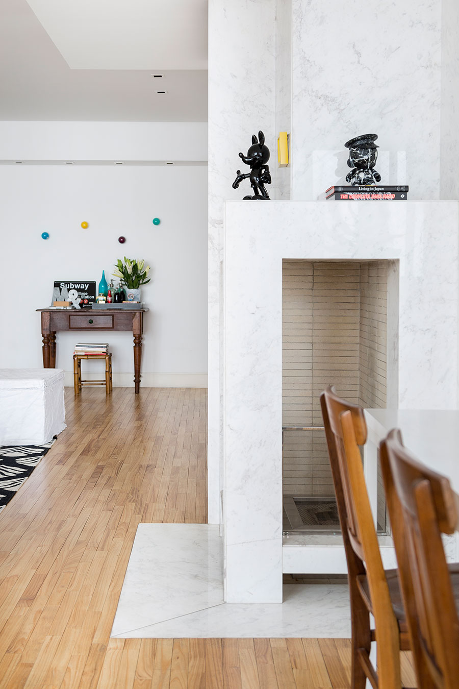 apartamento moderno open house drops arquitetura 9