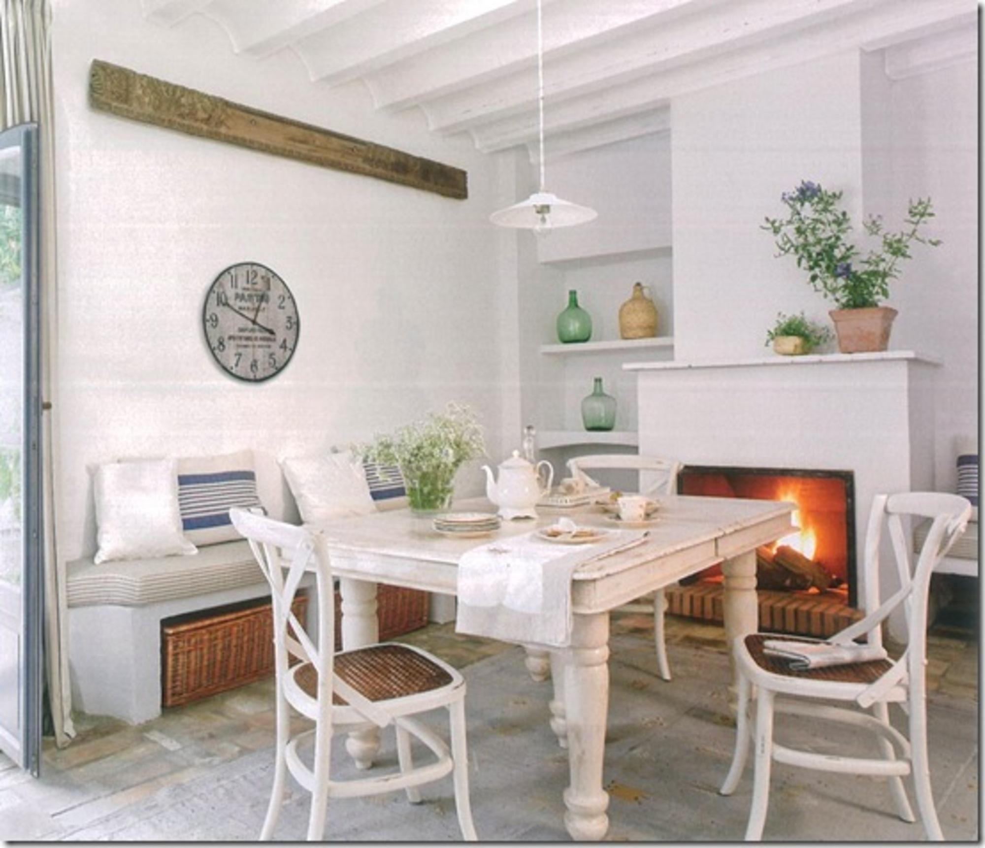 Cottage style casa de valentina for Cottage e casa