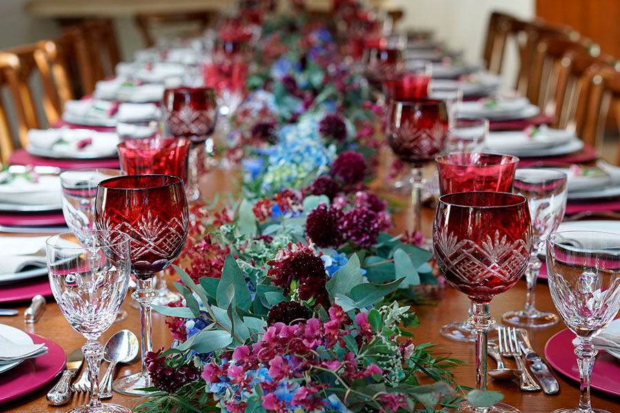 A Decoraç u00e3o da Nossa Mesa do Dia das M u00e3es Casa de Valentina -> Decoração De Mesa Para Almoço Dia Das Mães