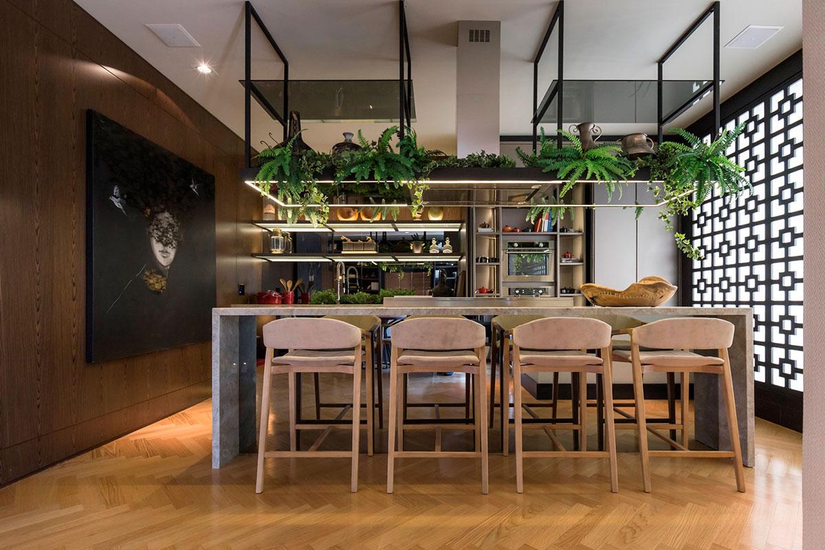 Lounge Gourmet Petit Secrets Casa Cor Rs 2017 Casa De Valentina