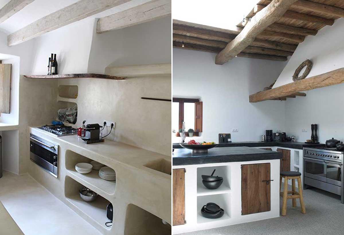Cozinha Alvenaria Ibiza 6 Casa De Valentina