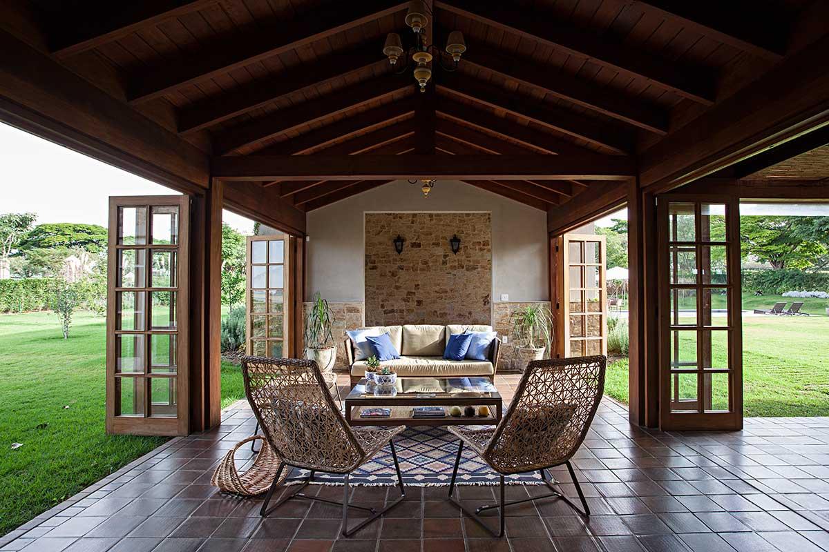 Casa de campo r stica casa de valentina for Fotos de casas de campo por dentro