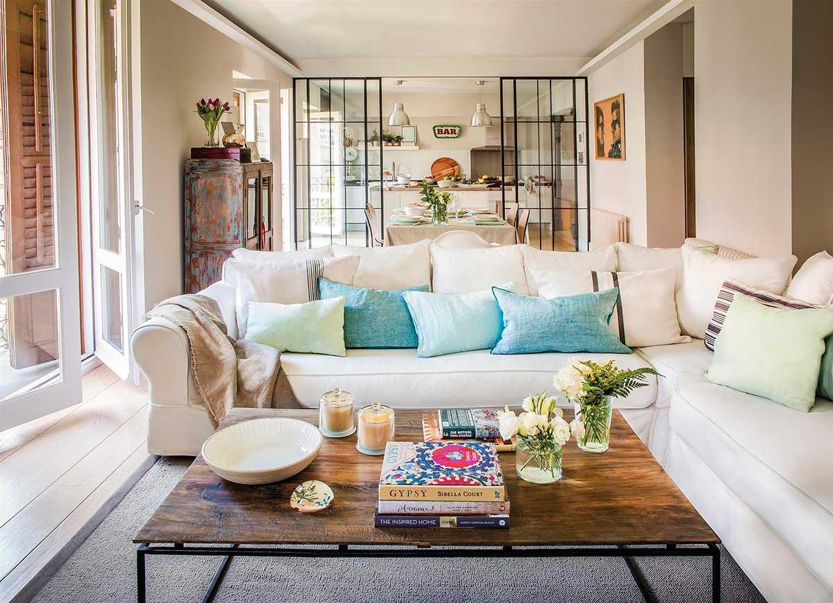 Decoracao apartamento pequeno 4 casa de valentina for Decoracion casa 50m2