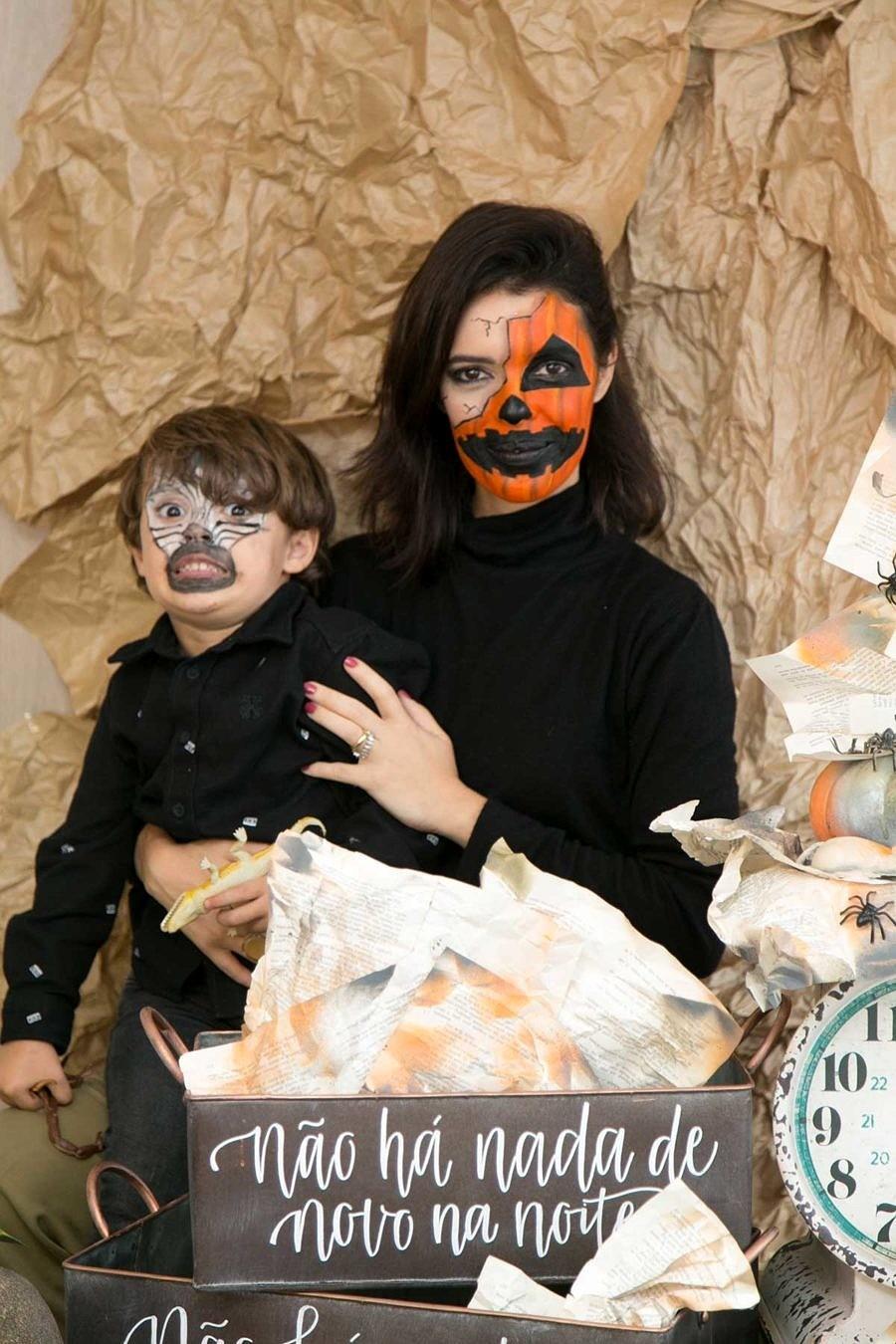 Decoracao De Halloween Para Festa De Aniversario.Festa Halloween Em Casa Casa De Valentina