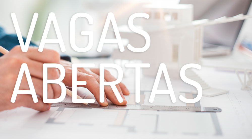 VAGA ABERTA ARQUITETA DESIGNER DE INTERIORES ARQUITETURA DESIGNER
