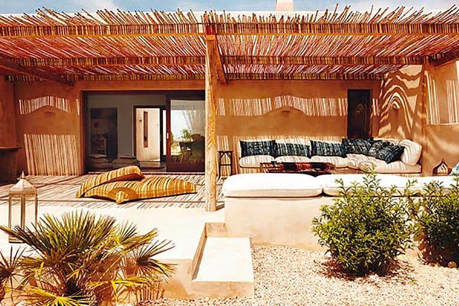 casa estilo de campo ou de praia